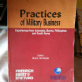 Practices of Military Business: Experiences From Indonesia, Burma, Philippines and South Korea